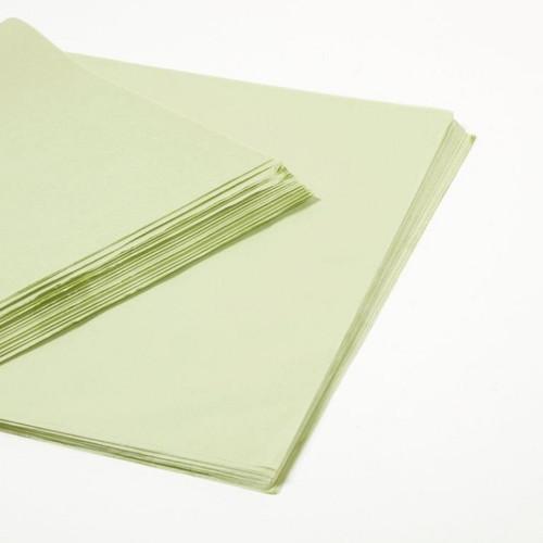 Tissue Paper Sage Green 240 sheets x 50cm x 75cm
