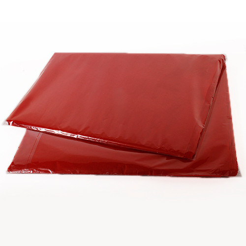 Tissue Paper Scarlet Red