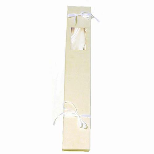 Regency Rose Box 60cm with Satin Lining Ivory