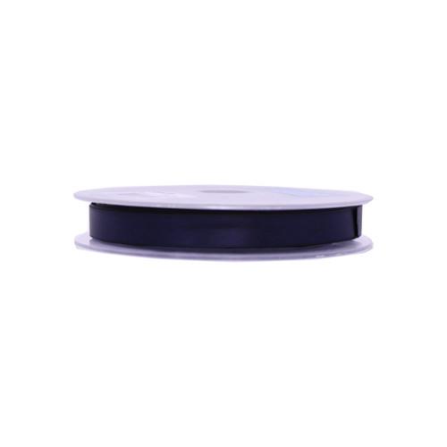 Satin Florist Ribbon Navy Blue 10mm x 20m Roll