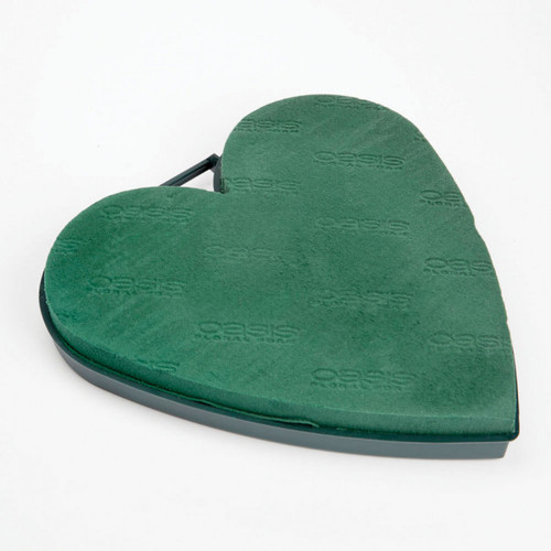 Oasis® Naylorbase Heart 13 inch x 2