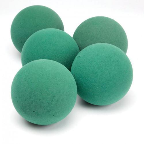 Sphere Foam Balls Wet 12cm (Pack of 5)