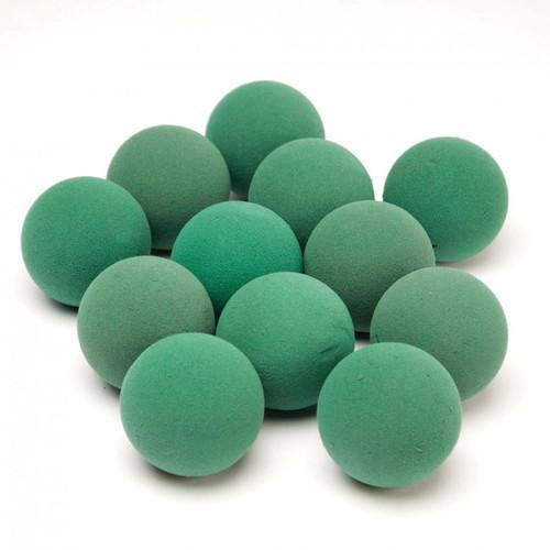 Sphere Foam Balls Wet 7cm (Pack of 12)