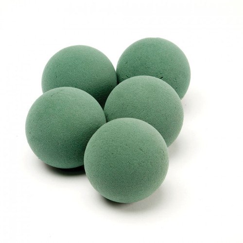Sphere Foam Balls Wet 9cm (Pack of 5)