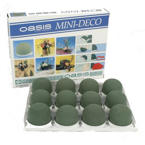 Oasis® Mini Deco Wet x 12