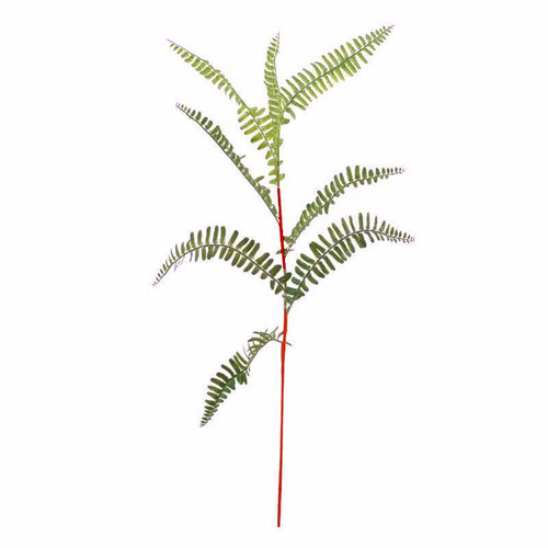 Artificial Fern Spray 75cm Pack of 3 Stems View on Storefront