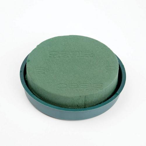 Oasis® Naylorbase Posy Pads 6 inch x 2