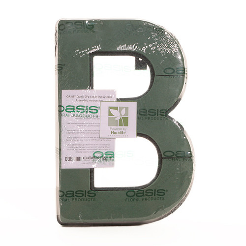 Oasis® Quick Clip Letter B