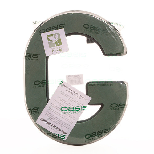 Oasis® Quick Clip Letter G
