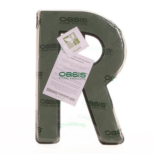 Oasis® Quick Clip Letter R