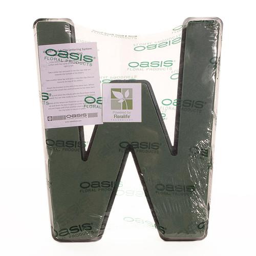 Oasis® Quick Clip Letter W