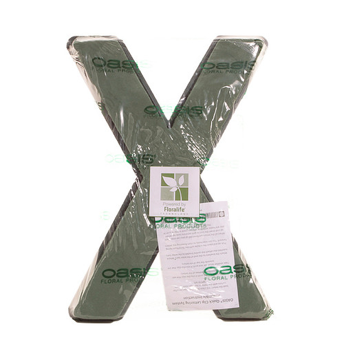 Oasis® Quick Clip Letter X