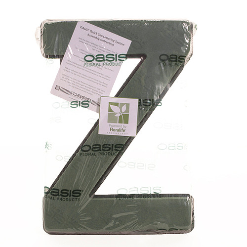 Oasis® Quick Clip Letter Z