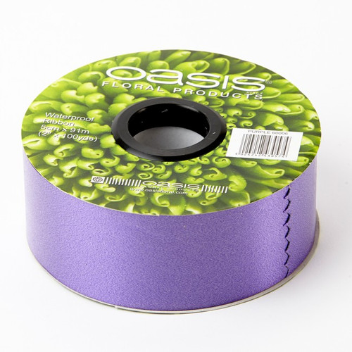 Florist Ribbon Purple