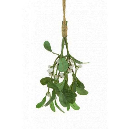 Mistletoe Bunch 20cm Artificial