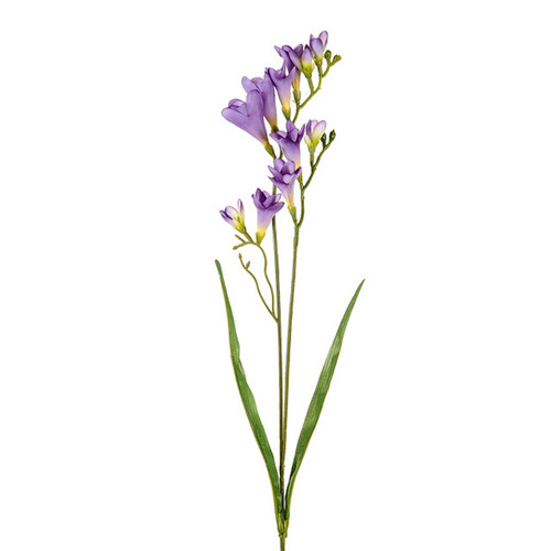 Freesia Spray Purple 6 Stems 69cm/27 Inches