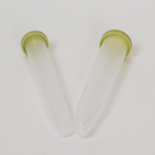 Pack of 100 Flower Tubes with Caps 16cc