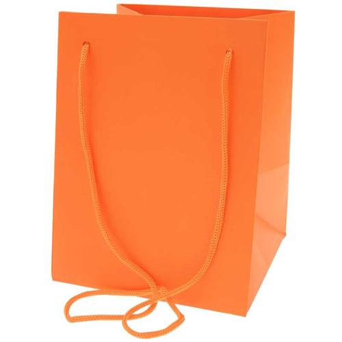 Bouquet Bag 19 x 19 x 25cm Pack of 10 Orange