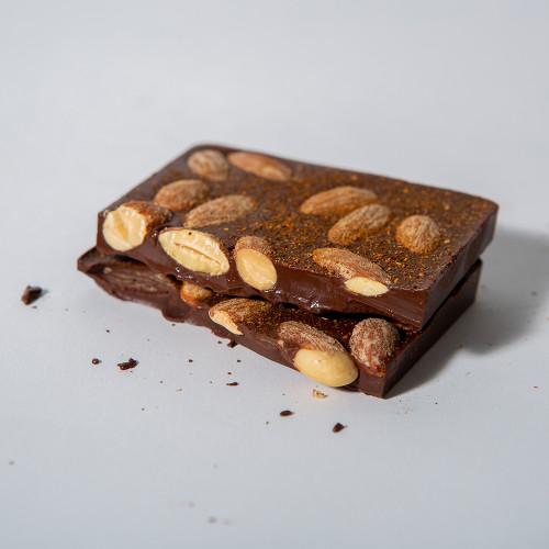 Smoked Almonds ⒼⓋ