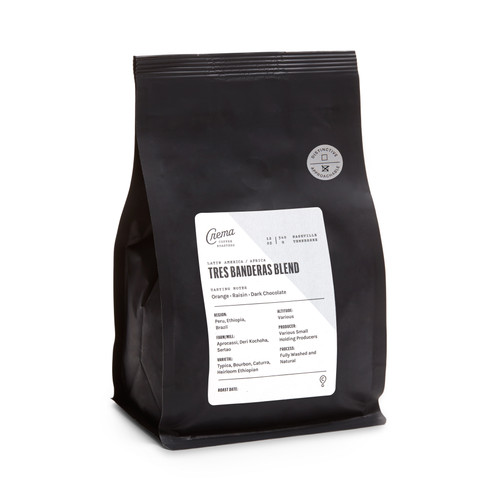 12 oz Bag of Crema Coffee (Multiple Blend Options)