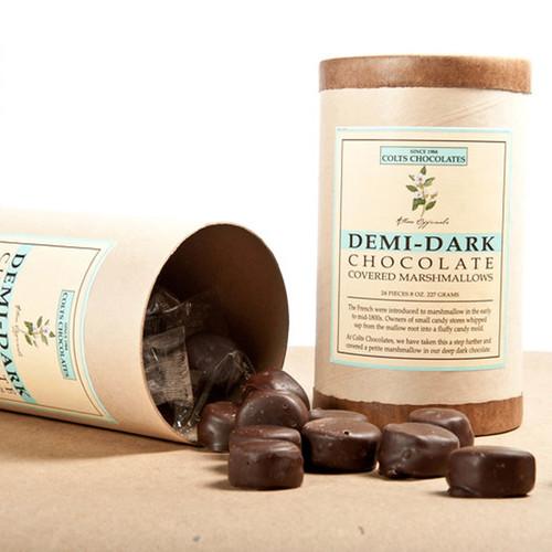 Demi-Dark Marshmallows