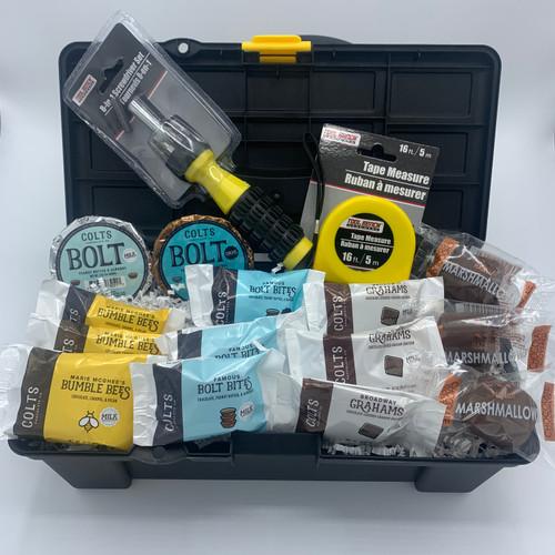 Tool Box Sampler