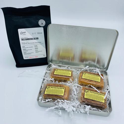 Kate's Favorite Crema Coffee & Gooey Butter Tin
