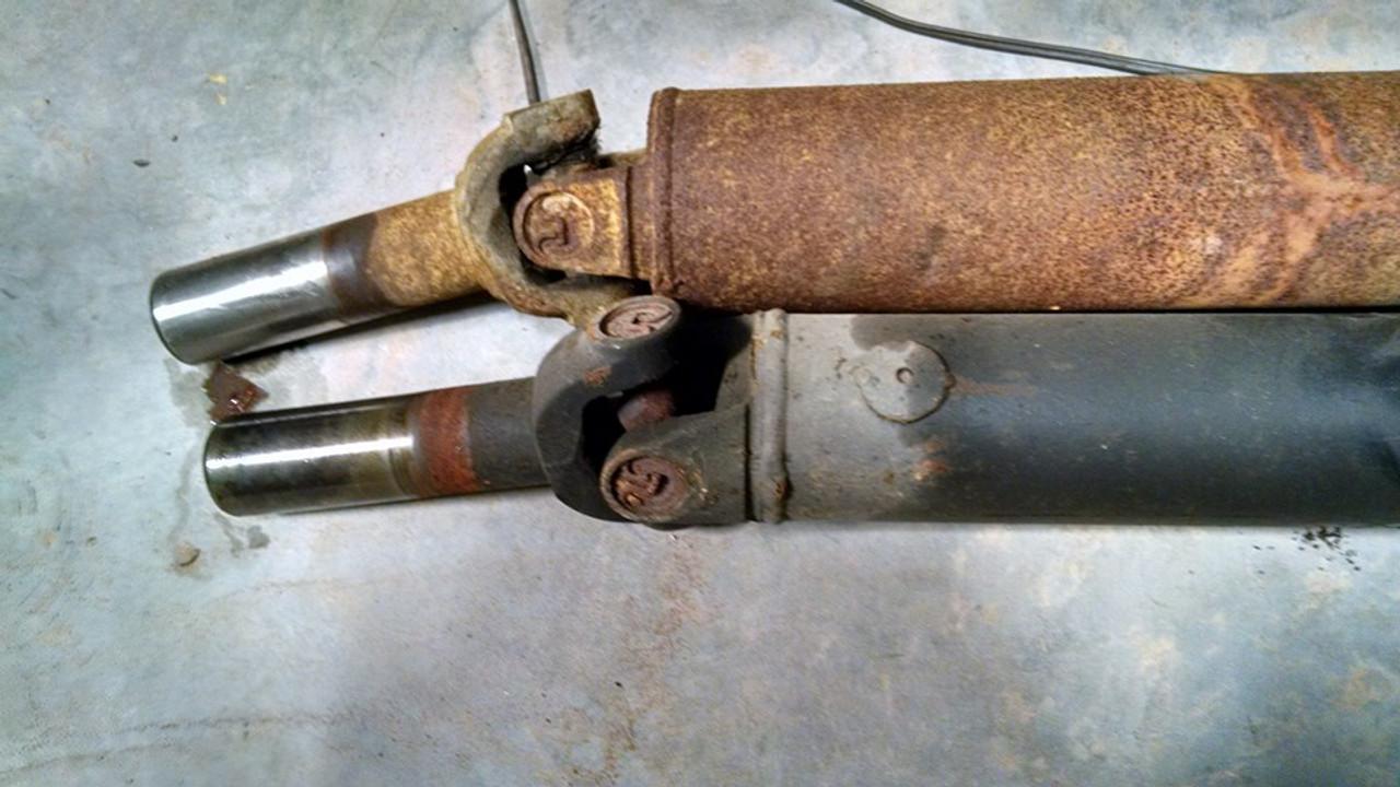 M1008 slip yoke driveshaft