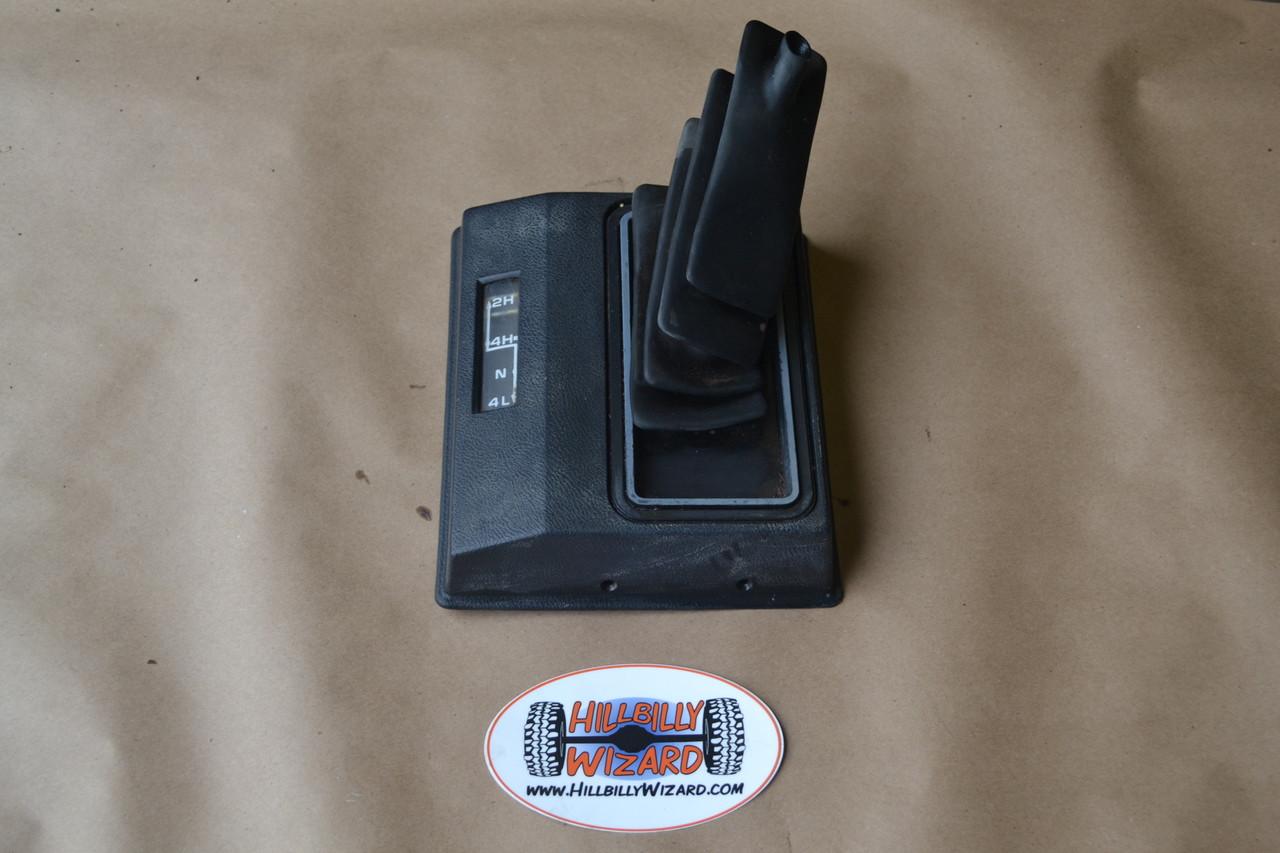 NP208 4x4 shifter boot