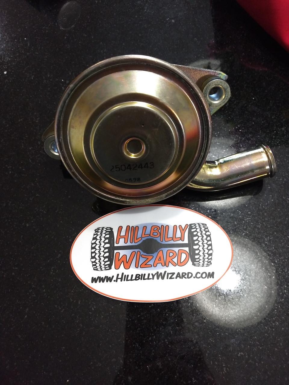 CDR valve - NEW