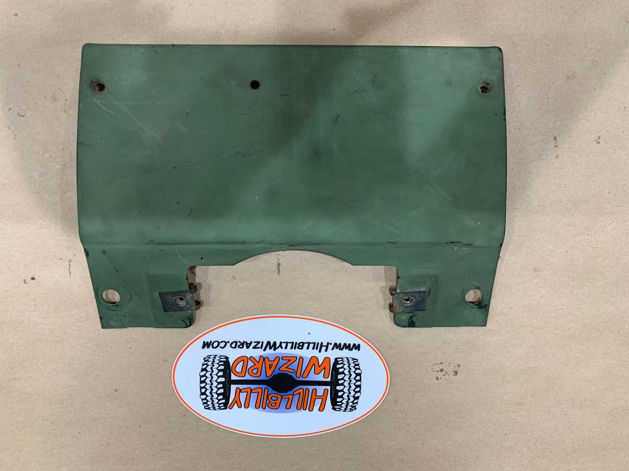 Used CUCV Dash Trim Plate