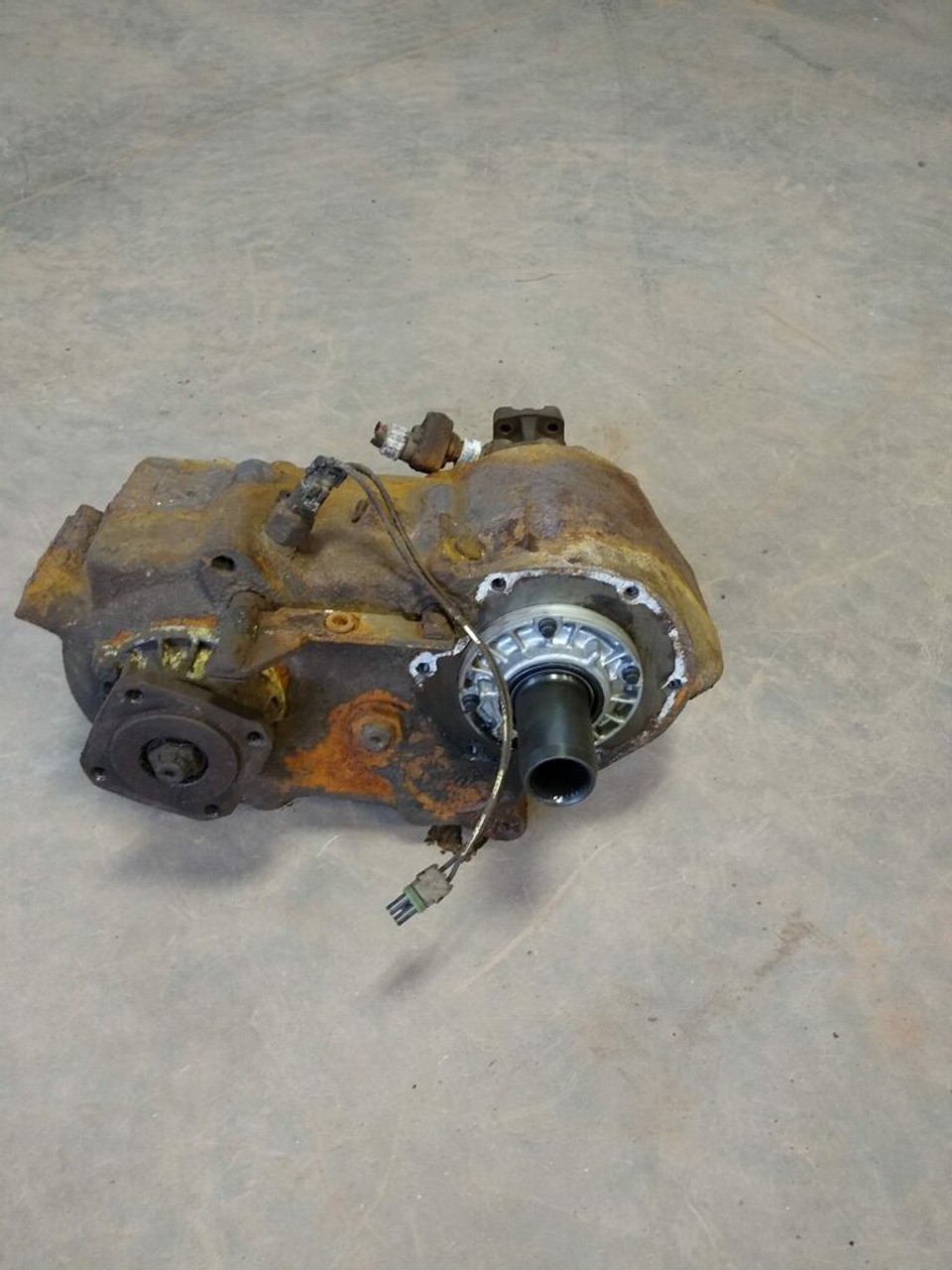 NP205 Transfer Case