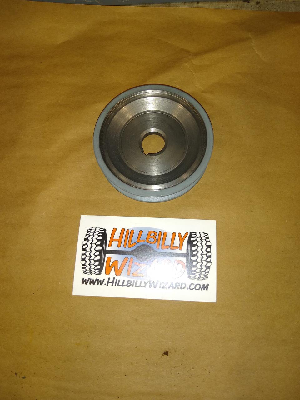 CUCV alternator pulley