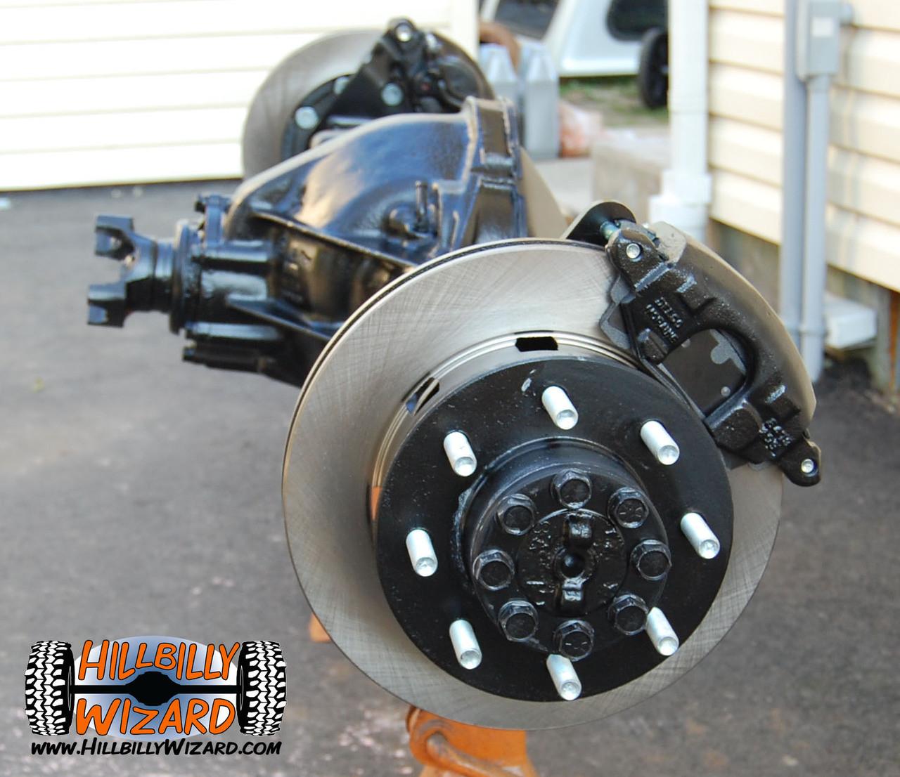 GM 14 Bolt Wheel Bearing Kit Full Float