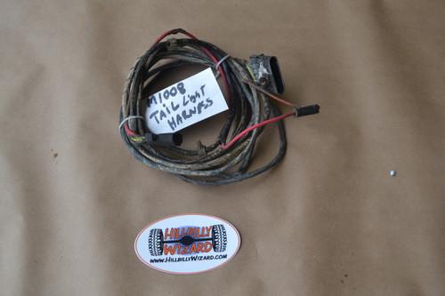 m1008 tail light harness