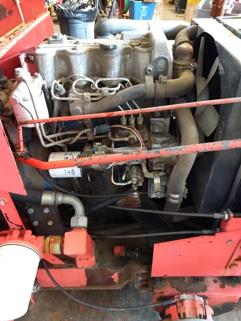 35 HP Isuzu Diesel