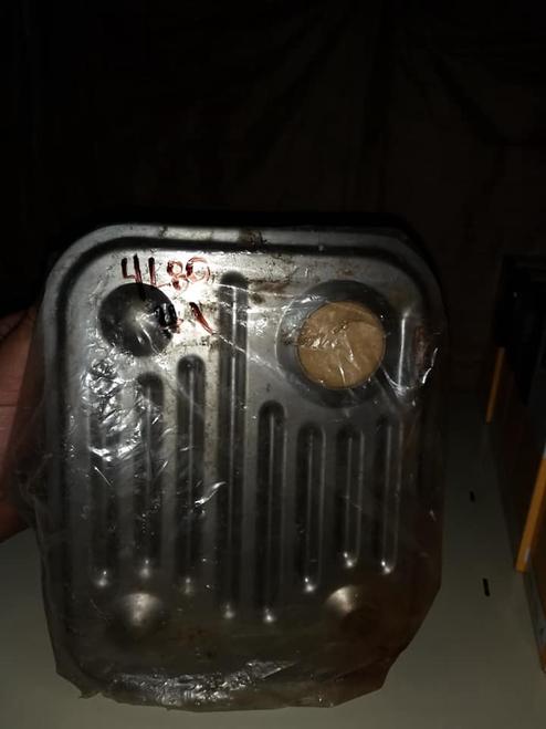 4l80E trans filter