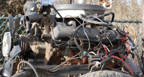 6 2l diesel engine, military