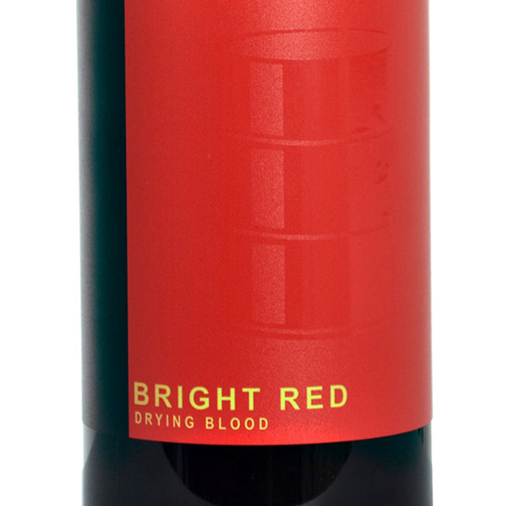 Bright Red - Drying Blood