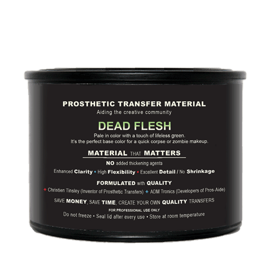 Dead Flesh - Prosthetic Transfer Material