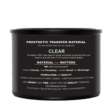 Clear - Prosthetic Transfer Material