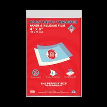 Transfer Paper & Release Film (4x6)