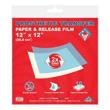 Transfer Paper & Release Film (12x12)