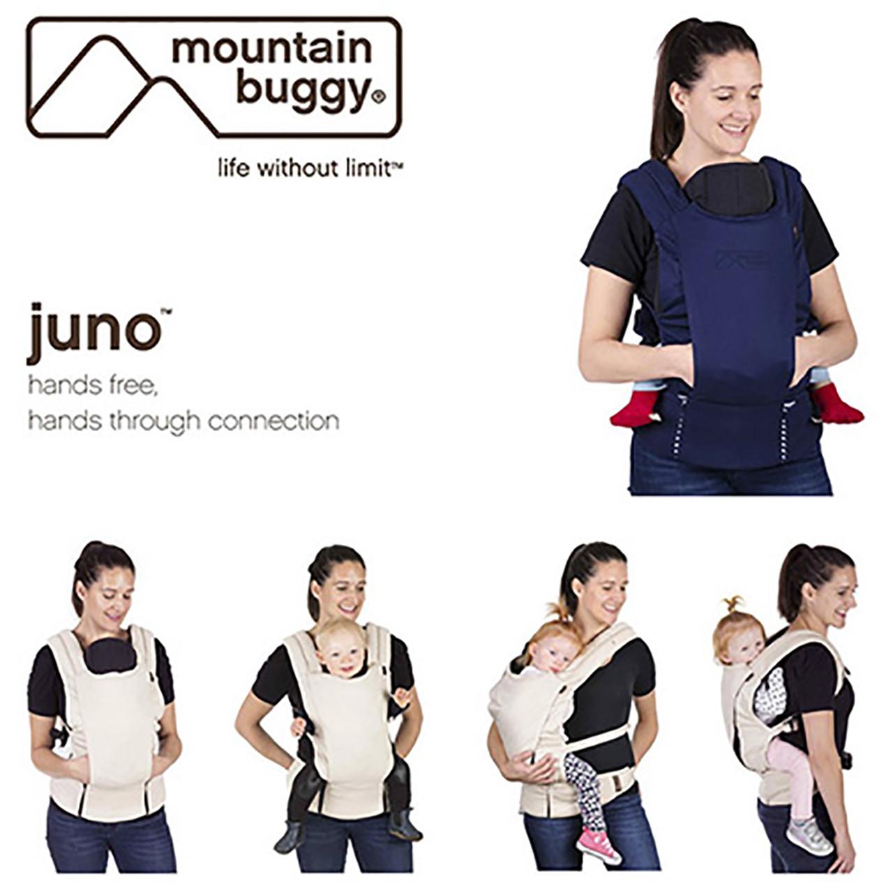 Mountain Buggy Juno Baby Carrier Nautical