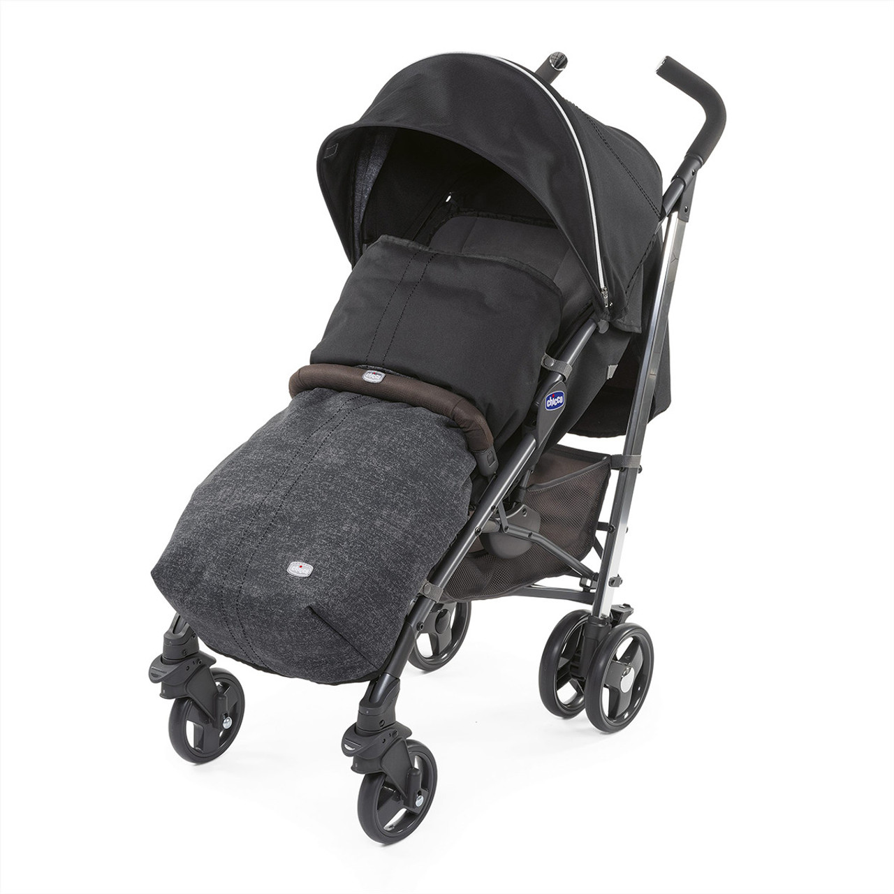 Chicco Liteway 3 Stroller Intrigue Eurobaby