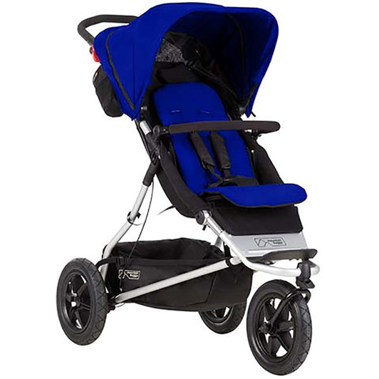 Mountain Buggy 2015 Swift 3.0 Stroller in Marine New Free Shipping!