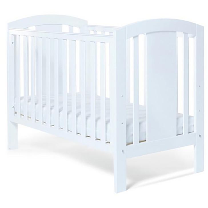 Baby Elegance Laba Cot - White