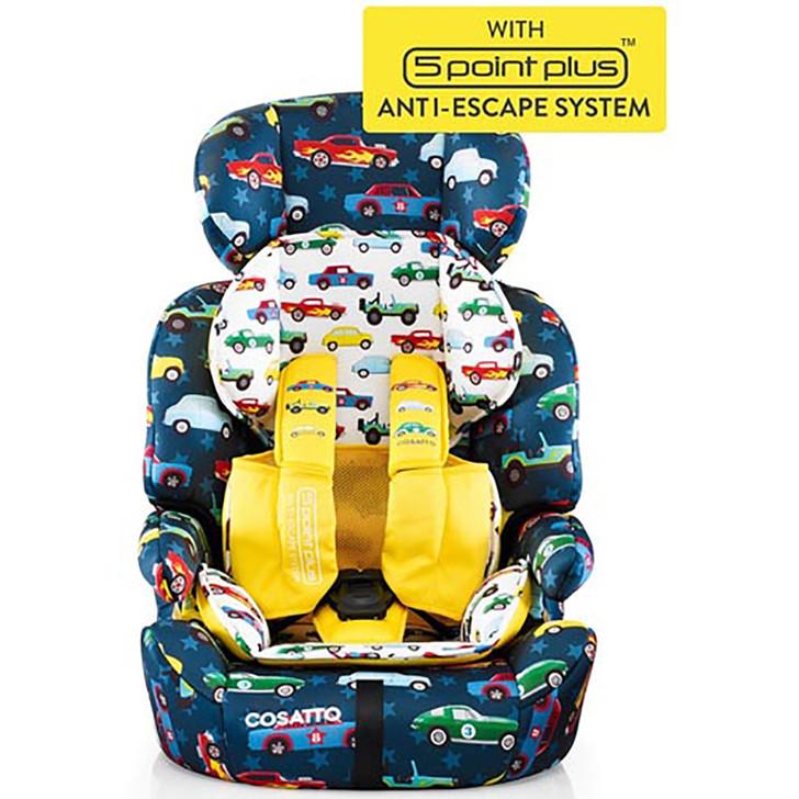 Cosatto Zoomi 123 Car Seat  - Rev Up