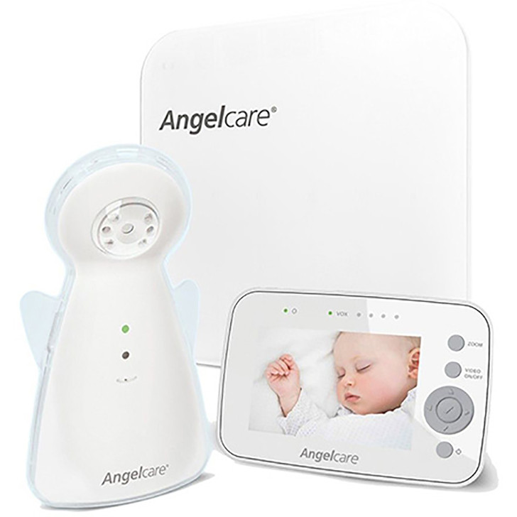Angelcare AC1300 Video Sound And Movement Monitor