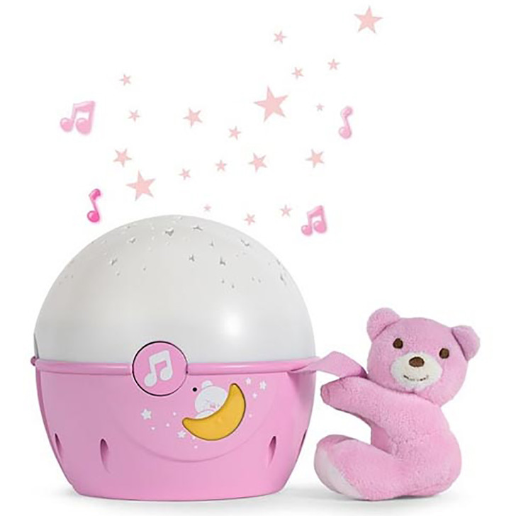 Chicco Next 2 Stars Projector Pink